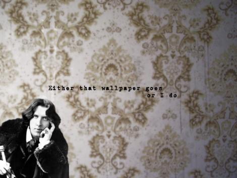 Oscar Wilde by louie9090